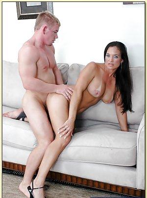 Horny girl solo